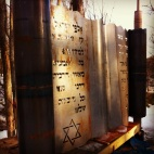 The Torah gets ready to get aged
